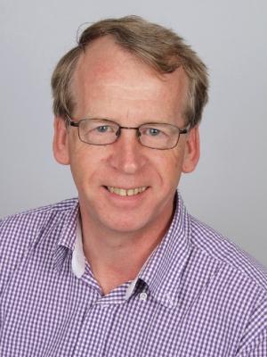 Pasfoto van Wim Blom