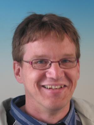 Pasfoto van Cees Volkers