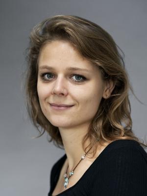 Passport photo of Sophie de Bruin