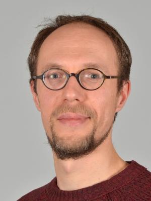 Pasfoto van Joost Tennekes