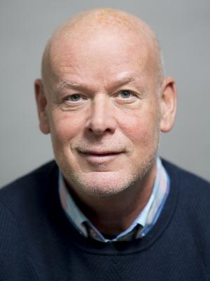 Pasfoto van Sjoerd van der Leij