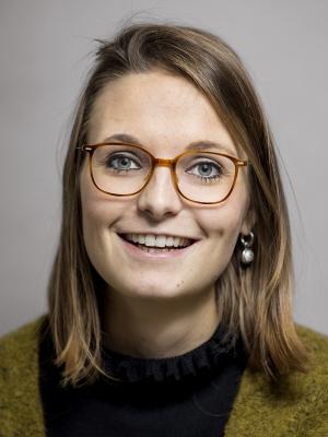 Pasfoto van Marieke van der Staak