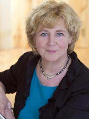 Pasfoto van Mieke Berkers