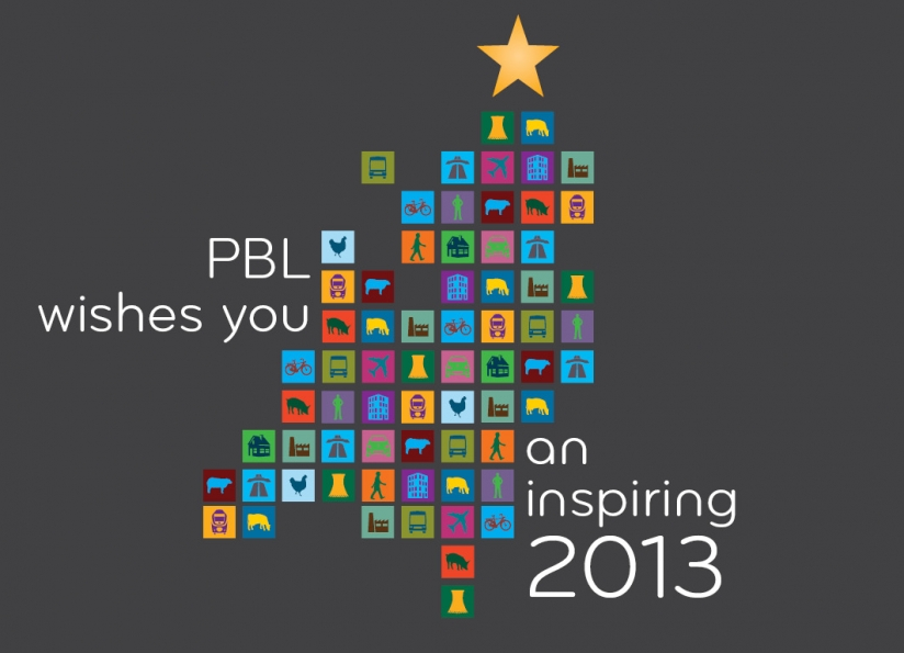 PBL Christmas and New Year Card