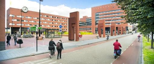 Foto: stationsgebied Zwolle